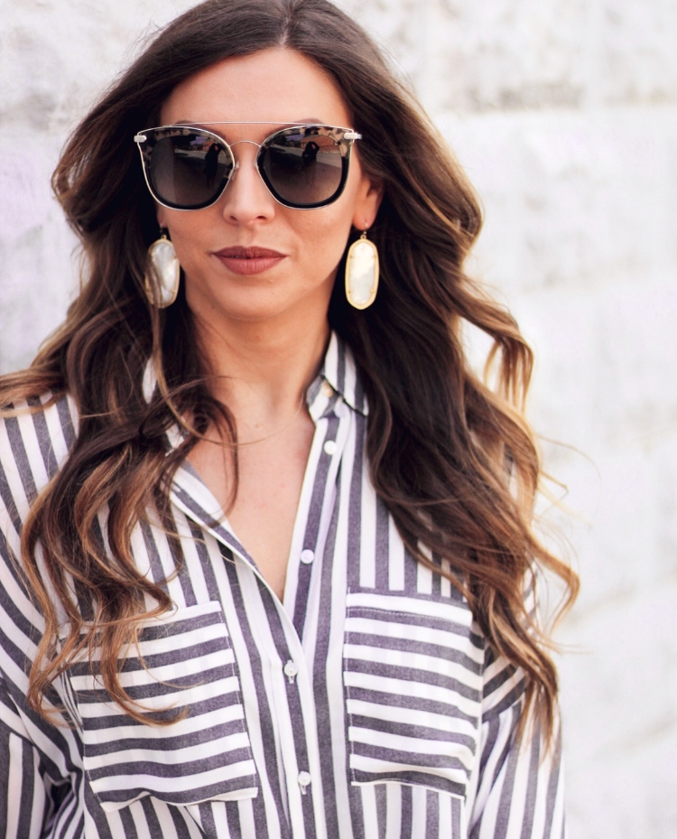 striped-blouse-black-and-white