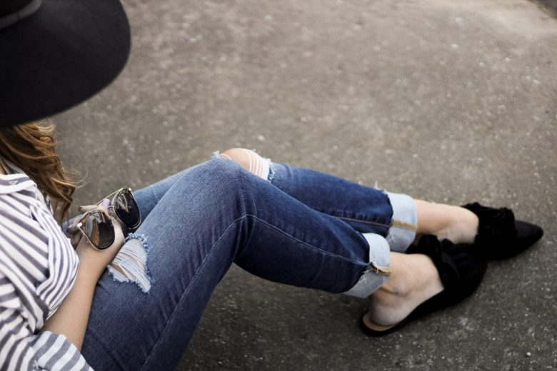 distressed-jeans-and-loafers