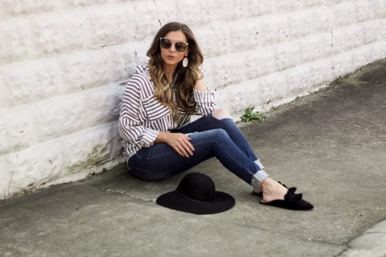 embroidered-striped-blouse