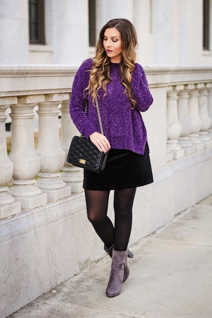 chenille-sweater-winter-outfit