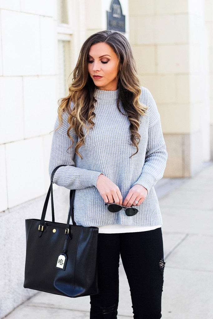 greay-sweater-winter