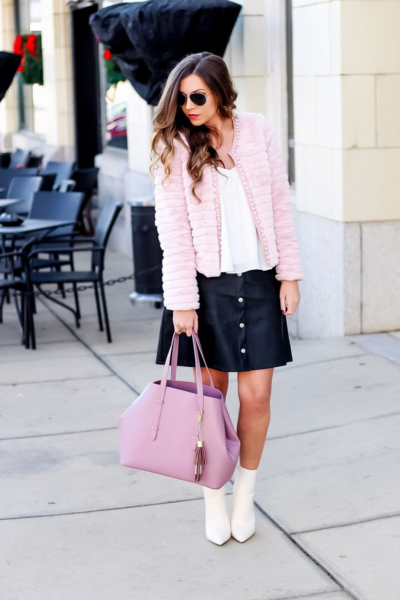 pink-faux-fur-pearl-beaded-coat