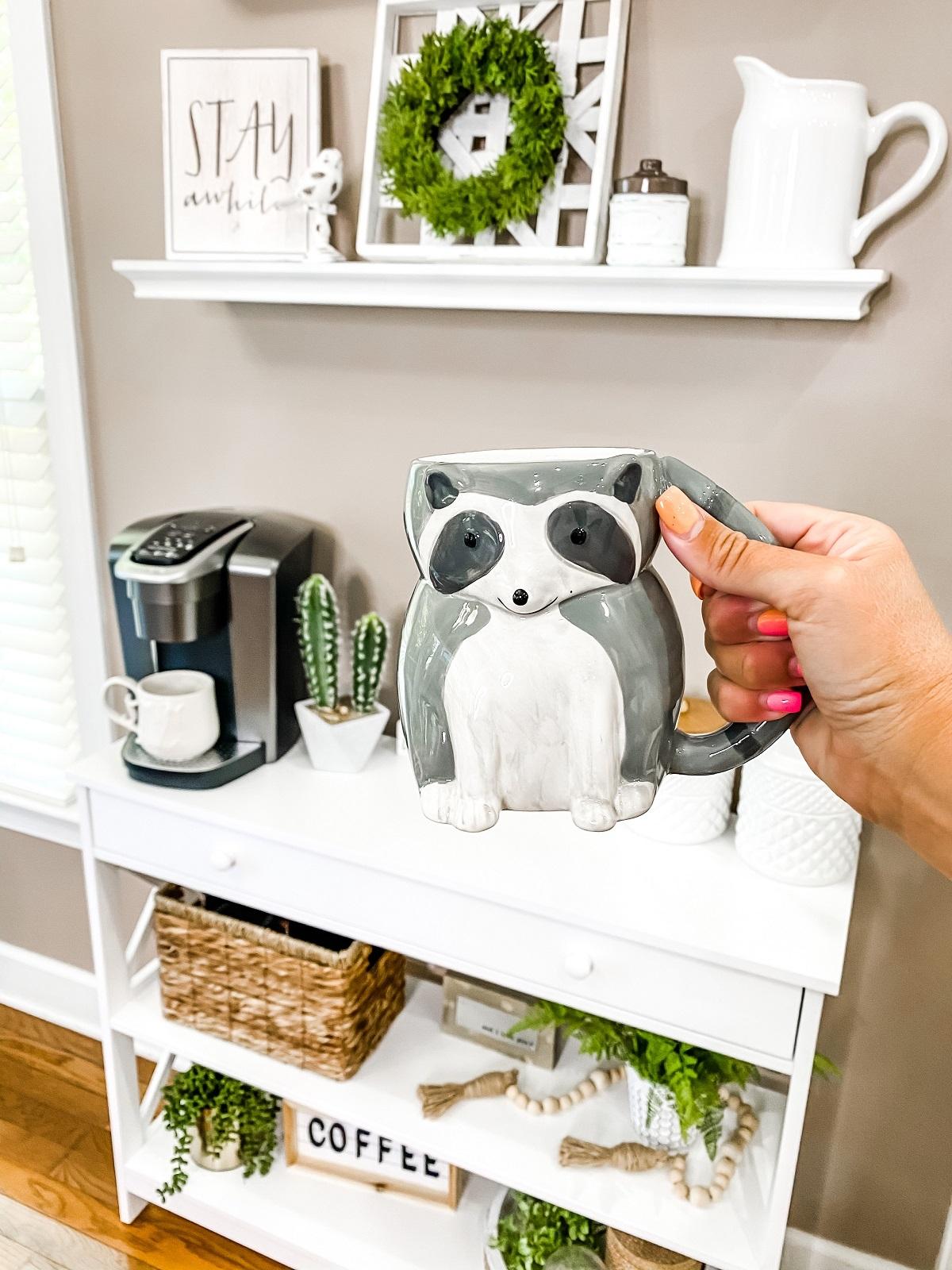 mug, coffee drinker,
