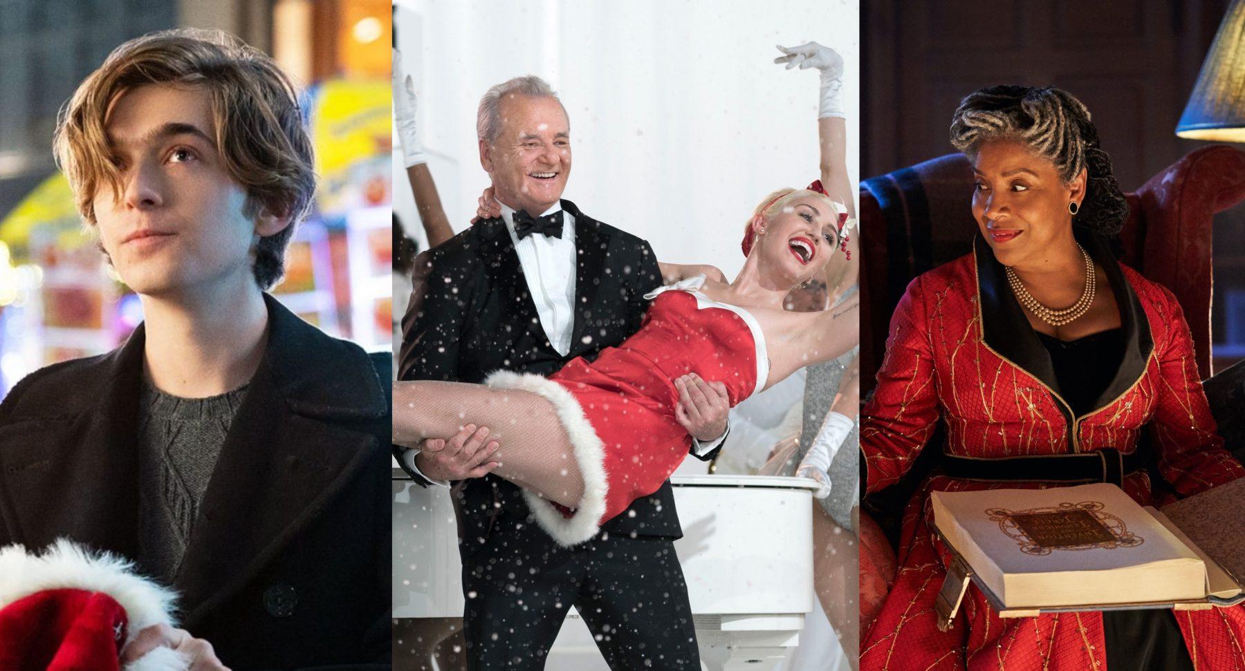 聖誕看甚麼?推介5部 Netflix 帶來溫馨,富有節日氣氛的電影及電視節目 – Vogue Hong Kong