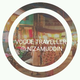 Vogue traveller at Nizamuddin