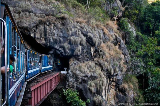 Nilgiri Mountain Railway