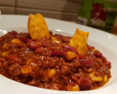 Rupertirind Chili con Carne