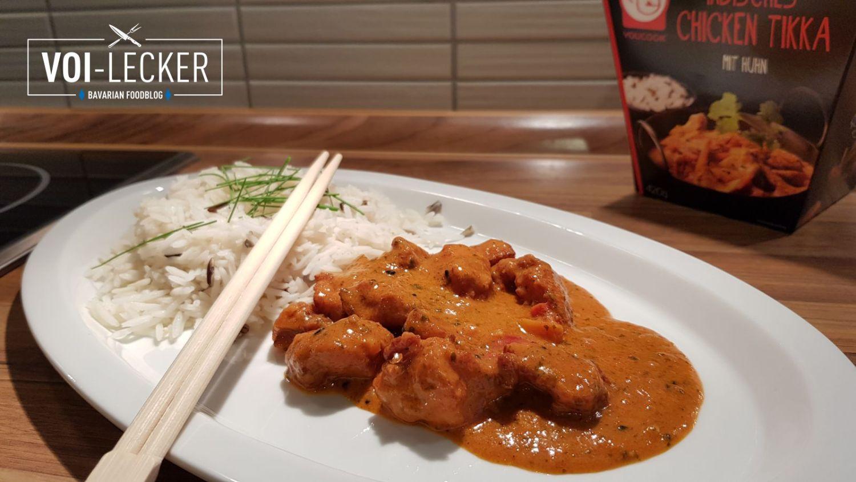 Indisches Chicken Tikka von YOUCOOK