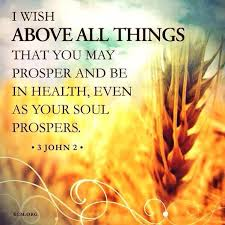 How to Prosper in Hard Times God's Way
