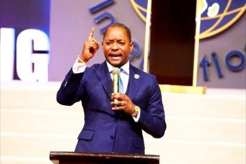 My Covenant With You I Will Not Break - Pastor Alph LUKAU