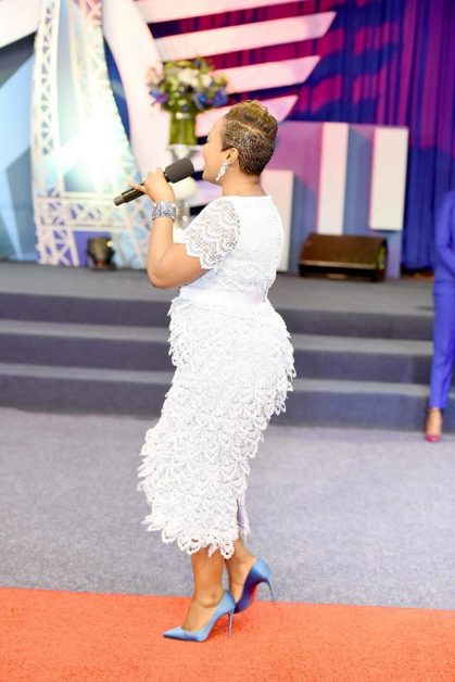 Prophetess Mary Bushiri teaching