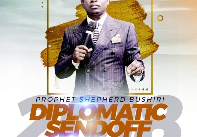 LIVE DIPLOMATIC SERVICE WITH PROPHET BUSHIRI