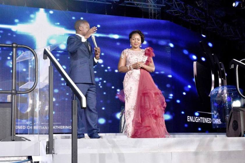PICTURES OF THE CROSS OVER NIGHT OF OPEN DOORS WITH PROPHET BUSHIRI - MAJOR 1