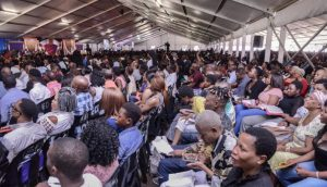 Why ECG is a global church: Thousands, globally, turn up in all its branches for Sunday of Anointing