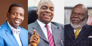 The 10 richest pastors in the world