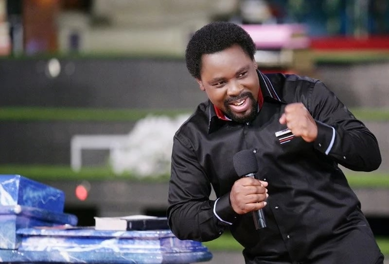 Prophet TB Joshua Biography, Wife, Net worth, Children, Ministry, Cars, Contact Details