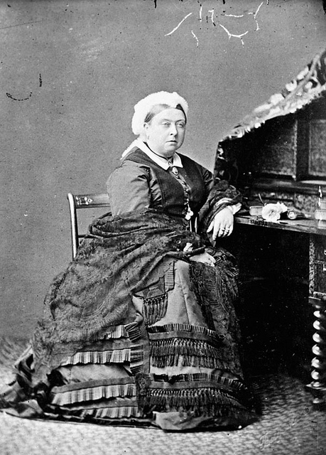 Queen Victoria from Library and Archives Canada