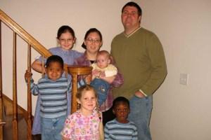 Glen Zehr Family