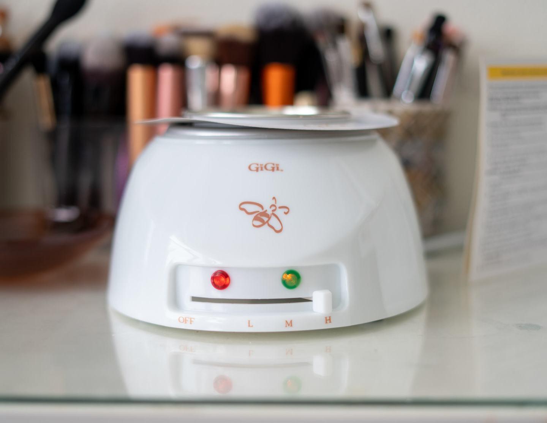 Gigi spa wax warmer