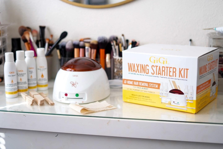 Gigi wax kit