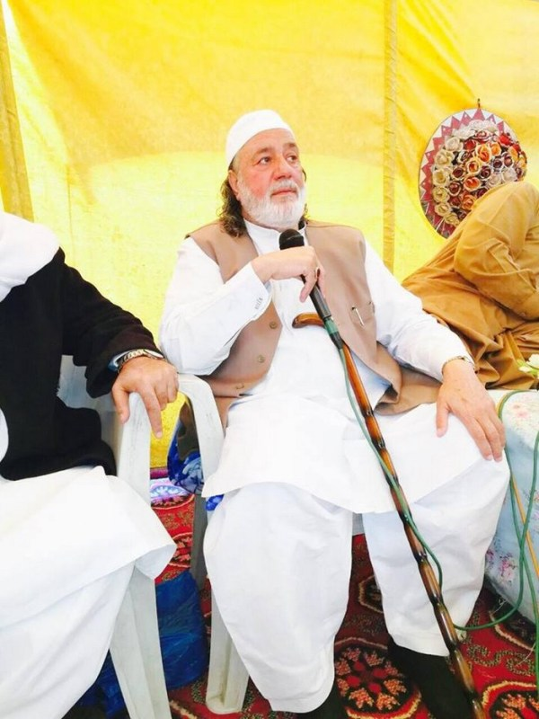 Dua at Barsi of Aziz Ali Warsi