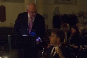 Cantatedienst met Vocaal ensemble Voices @ Wilhelminkerk