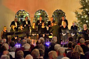 Kerkdienst met Vocaal ensemble Voices @ Lutherse Kerk Hilversum | Hilversum | Noord-Holland | Nederland
