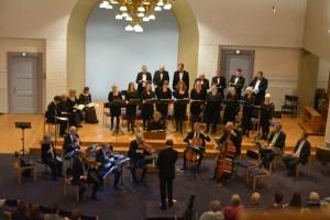 Kerkdienst met Vocaal ensemble Voices @ Lutherse kerk Bussum | Maartensdijk | Utrecht | Nederland