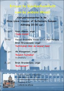 Kerkdienst met Vocaal ensemble Voices @ Maartensdijk | Maartensdijk | Utrecht | Nederland