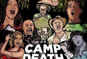 CAMP DEATH 3 POSTER-303x450