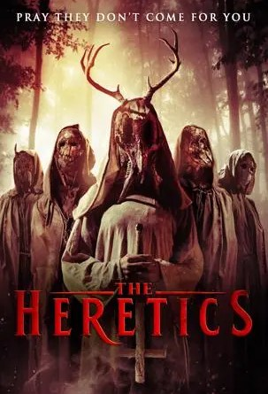 The Heretics Poster-303x450