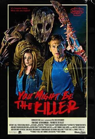 You Might Be The Killer Poster-303x450