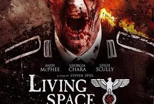Living Space Poster-303x450