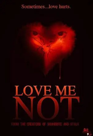 Love Me Not Poster-303x450