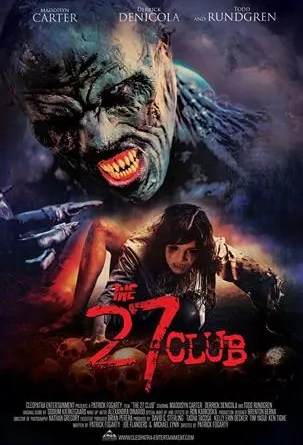 The 27 Club Poster-303x450