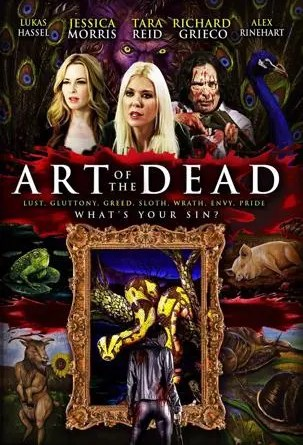 Art Of The Dead Poster-303x450