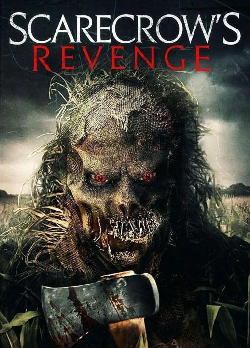 Scarecrow's Revenge Poster