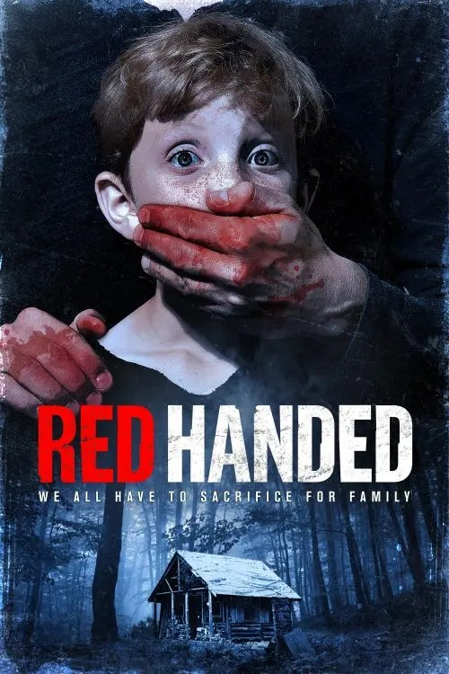 red handed poster