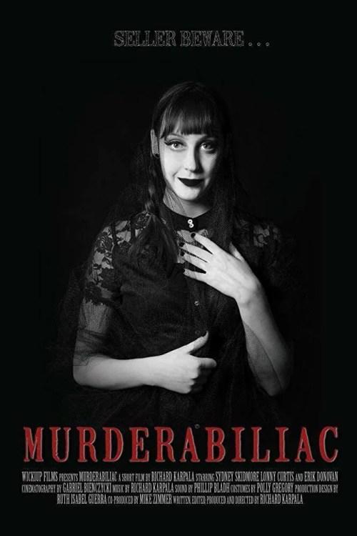 Murderabiliac Poster