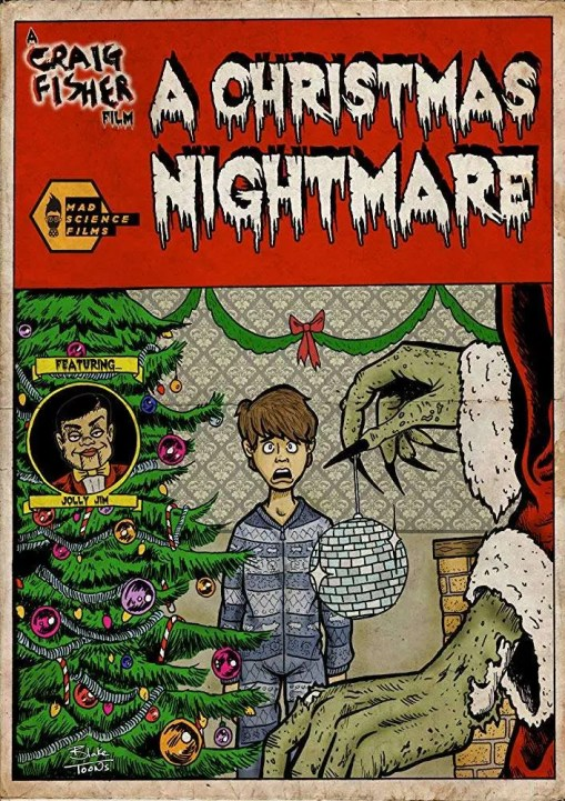 A Christmas Nightmare Poster