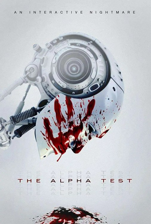 The Alpha Test Poster