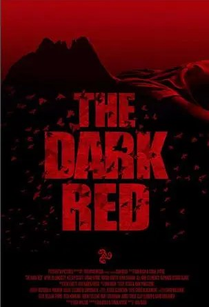 The Dark Red Poster-303x450