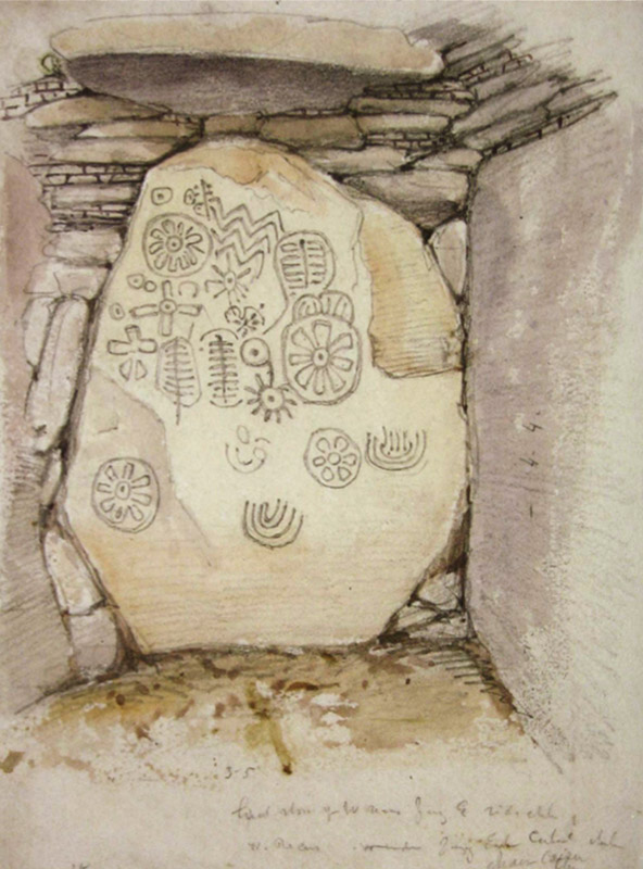 Loughcrew Passage Tomb Complex Sliabh na Caillghe