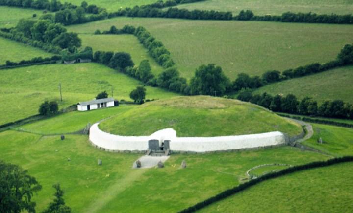 Newgrange, Donore, Co. Meath, Ireland