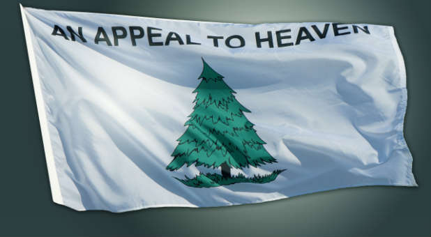 "Could an ""Appeal To Heaven"" be the answer for this nation?"