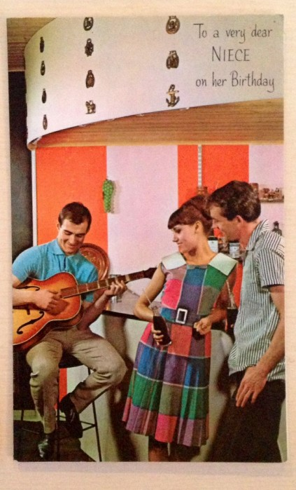 Groovy Greeting Cards From The Swinging Sixties That