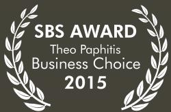 Theo Paphitis SBS winner