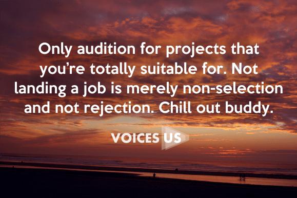VoicesUS - motivational poster