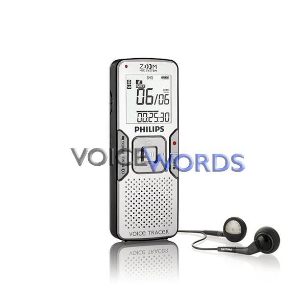 Digitales Notizbuch Philips, Digital Voice Tracer 865