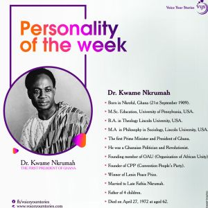 Kwame Nkrumah: A True African Hero